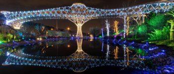 ۱۰ پارک بزرگ تهران برای تهرانگردی نوروزی