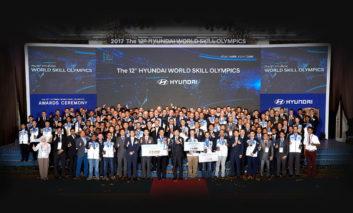 آسان موتور، مقام سوم المپیاد فنی جهانی سال ۲۰۱۷ هیوندای را از آن خود کرد