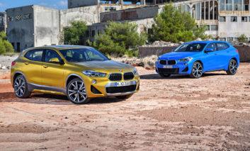 شاسی بلند X2 : آخرین تلاش BMW برای تحت تاثیر قرار دادن هزاره سوم!