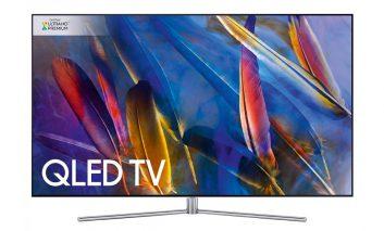 QLEDهای سامسونگ پیشتاز تلویزیونهای بالارده