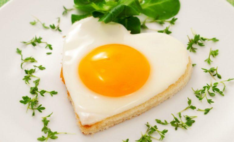 مصرف تخم مرغ میتواند بخشی از رژیم غذایی قلب باشد