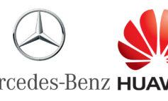 مرسدس بنز از چیپ های ساخت هوآوی در خودروی های خود بهره می برد