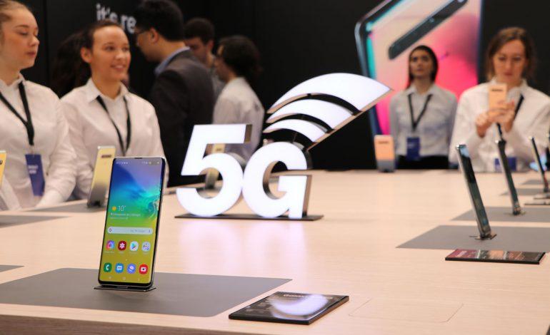 داستان همه تلفنهای هوشمند ۵G نمایشگاه بارسلون