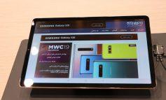 گزارش تصویری از غرفه سامسونگ در نمایشگاه MWC 2019