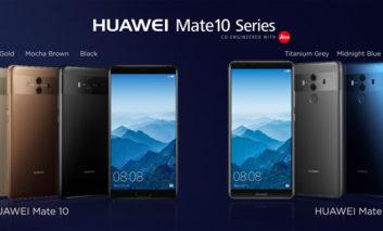 بررسی گوشیهای پرچمدار HUAWEI در سری Mate 10