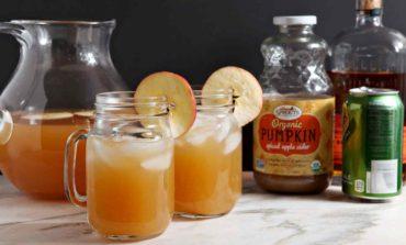 آب سیب و زنجبیل