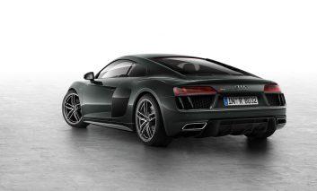 مدل جدید R8 به همراه موتور شش سیلندر پورشه!