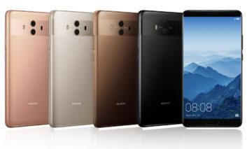 هر آنچه لازم است درباره خانواده Huawei Mate 10 بدانیم: قیمت، زمان عرضه و...