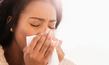 ۴ ضد حساسیت طبیعی