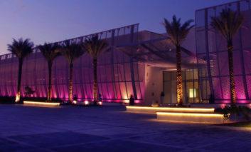 بازگشایی مجدد مجتمع فرهنگی و هنری السعدیات در ابوظبی