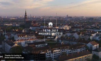 رونمایی از Huawei Mate 10 با بهرهگیری از تراشه کرین ۹۷۰ در کنار حافظهی رم ۶ گیگابایتی