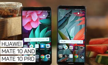 [گزارش ویدیویی] گوشیهای Mate 10 و Mate 10 pro معرفی شدند