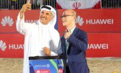هوآوی با سری گوشیهای HUAWEI Mate 10 حامی جام بین قارهای فوتبال ساحلی ۲۰۱۷
