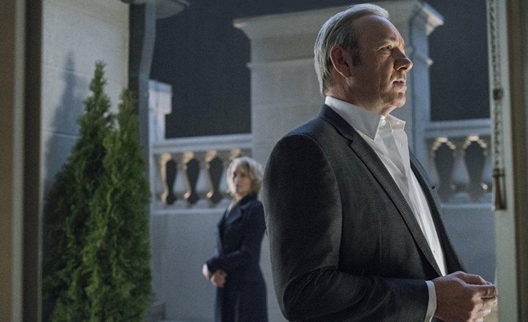 احتمال حذف کوین اسپیسی از فصل ششم «خانه پوشالی»