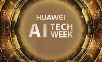 رویداد هفته تکنولوژی AI هوآوی (HUAWEI AI TECH WEEK)