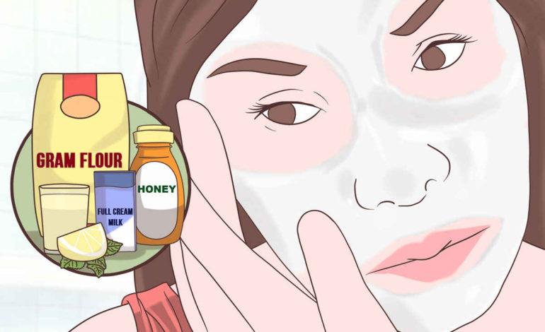 ۶ درمان خانگی برای روشن کردن تیرگیهای پوست