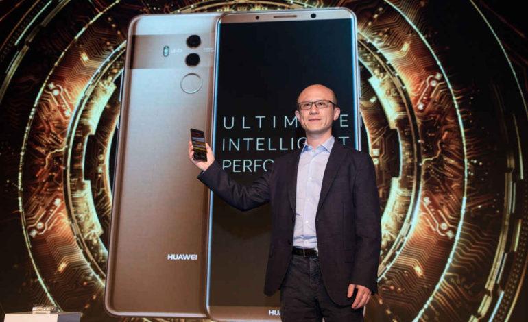 گوشیهای سری HUAWEI Mate 10 در خاورمیانه و آفریقا رونمایی شدند