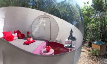 خواب خیالی در یک حباب!