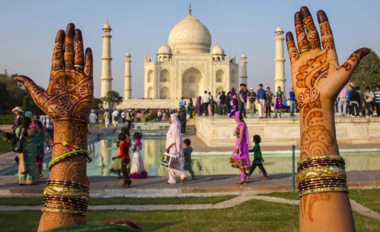 فوتوفن سفر به هند برای اولین بار