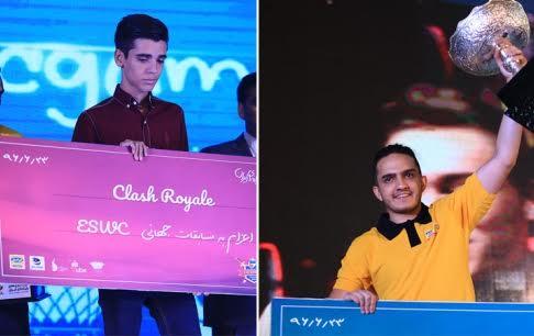 حمایت ایرانسل از نمایندگان ایران در جام جهانی بازیهای رایانهای