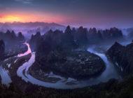 برندگان مسابقه بینالمللی عکاسی پانورامای اپسون