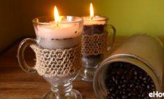 شمع اسپرسو درست کنیم!