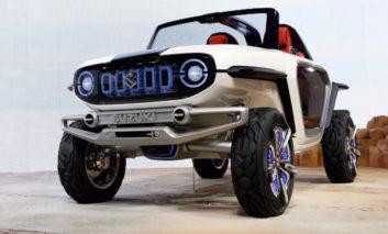 عجیبترین خودروها در نمایشگاه خودرو توکیو!