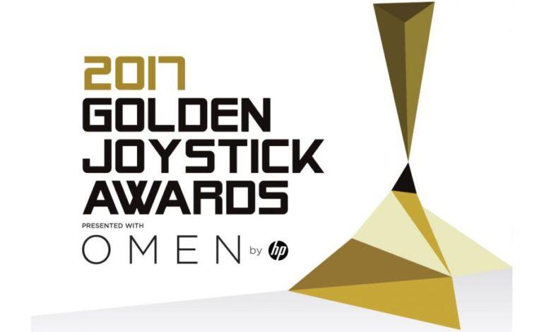 برندگان مراسم The Golden Joystick Awards 2017 اعلام شدند