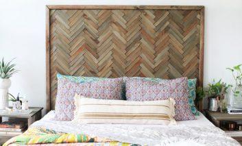 پشتی تخت بسازید