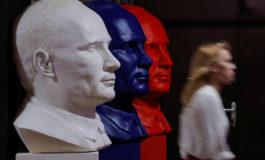 نمایشگاه نقاشی پوتین ابرقدرت!