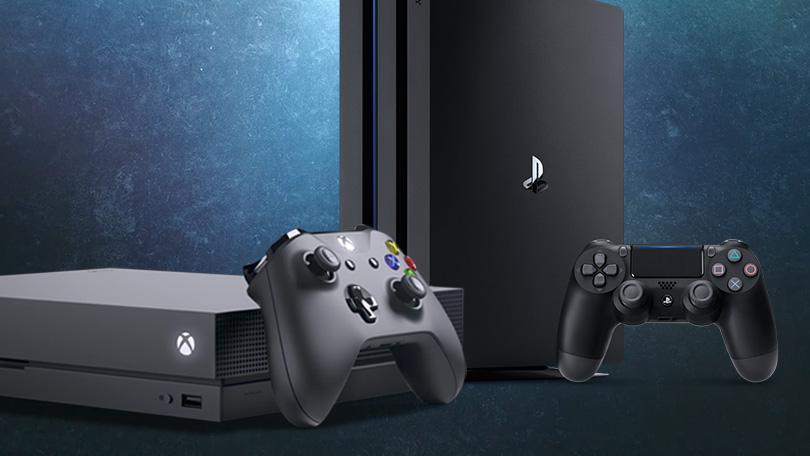 Xbox One X یا PS4 PRO؟ | مقایسهای کوچک میان دو ابَرکنسول نسل حاضر
