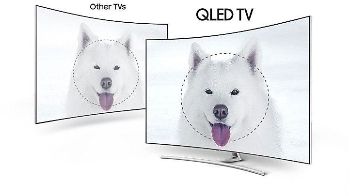 قابلیت HDR 1500 در تلویزیونهای QLED سامسونگ