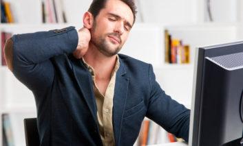 ۷ نوع مختلف گردن درد