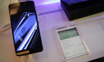گوشی تکنو فانتوم ۸ بهصورت رسمی در ایران رونمایی شد
