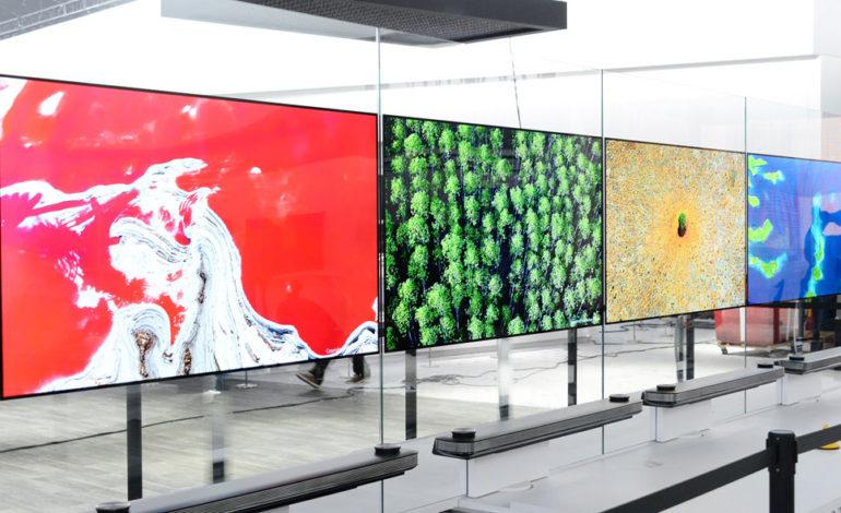 تکیه الجی بر فناوری پیشروی OLED برای تسخیر بازار تلویزیونهای فوقپیشرفته