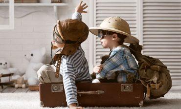 فوتوفنهای زیرکانه برای هیجانزده کردن و ترغیب بچهها به تعطیلات و سفر