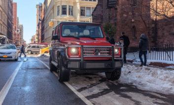 بهترین خودروها برای رانندگی در زمستان!