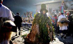 کارناوال ایتورن؛ جشنواره باستانی پاگانها در اسپانیا!