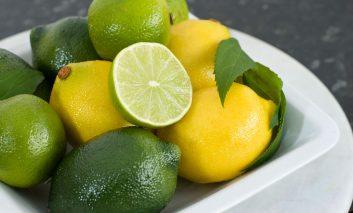 کدام مرکبات برای سمزدایی بدن بهتر است؟ لیموترش سبز یا لیموترش زرد؟