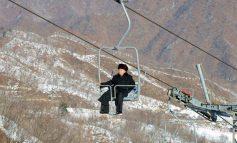 افتتاح پیست اسکی جدید در کره شمالی!
