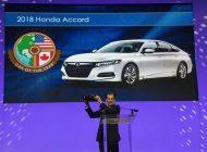 هوندا اکورد تاج خودرو سال آمریکا را بر سر گذاشت!