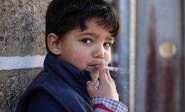 کودکان سیگاری پرتغال!