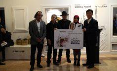 نمایشگاه نقاشی دیجیتال سامسونگ موبایل افتتاح شد