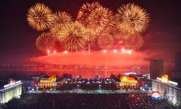 گزارش تصویری از جشنهای سال نوی میلادی در سراسر دنیا