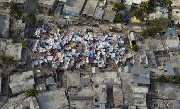 برگی از تاریخ بلایای طبیعی: زلزله شدید هاییتی