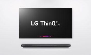 الجی با استفاده از THINQ  و پردازنده α (آلفا) تلویزیونهایی برای آینده میسازد