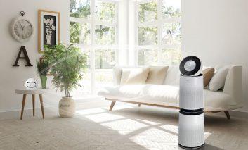 هوایی تمیزتر و راحتتر را در محیط داخلی