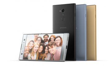 Sony از تلفنهای هوشمند ویژهٔ سلفی رونمایی کرد: Xperia XA2 و Xperia XA2 Ultra