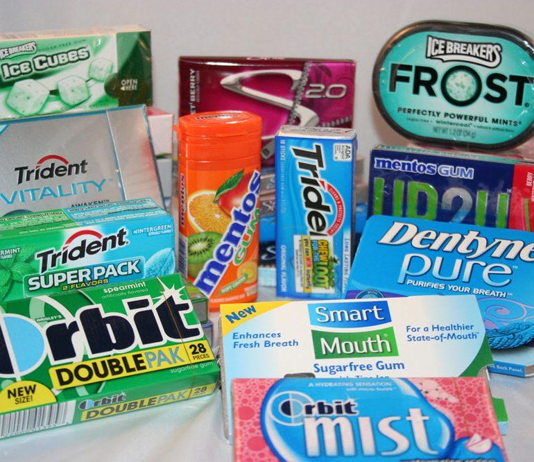 آدامسهای حاوی زایلیتول؛ ضامن سلامت دندان