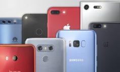 بهترین تلفنهای هوشمند سال ۲۰۱۷ از نظر دوربین سلفی